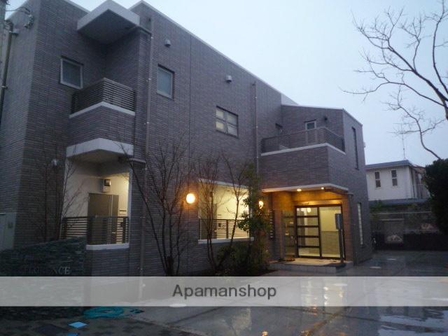東京都杉並区、阿佐ケ谷駅徒歩10分の築3年 2階建の賃貸マンション