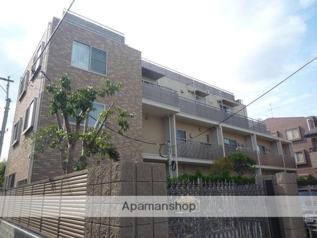 東京都杉並区、西荻窪駅徒歩6分の築3年 3階建の賃貸マンション