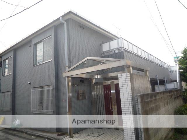 東京都杉並区、荻窪駅徒歩23分の築25年 3階建の賃貸アパート
