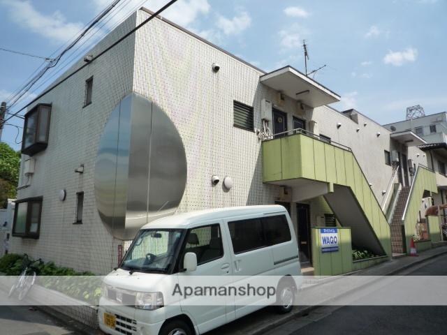 東京都杉並区、荻窪駅徒歩20分の築28年 2階建の賃貸アパート