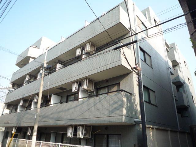 東京都杉並区、荻窪駅徒歩14分の築20年 5階建の賃貸マンション