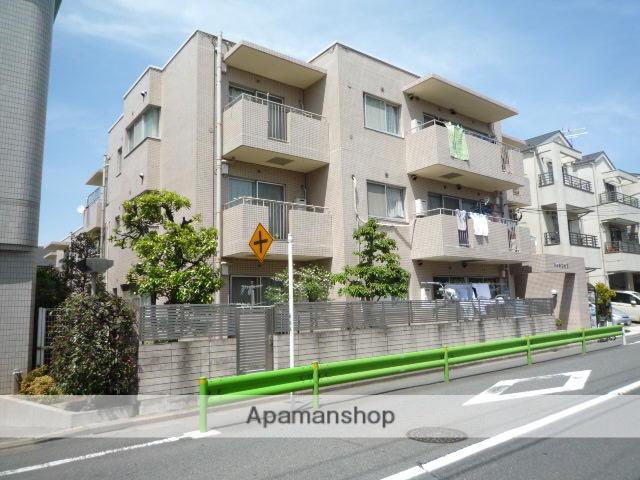 東京都杉並区、荻窪駅徒歩17分の築30年 3階建の賃貸マンション