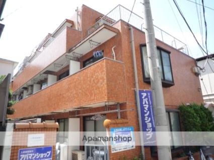 東京都杉並区西荻北3丁目[1R/12.77m2]の外観1
