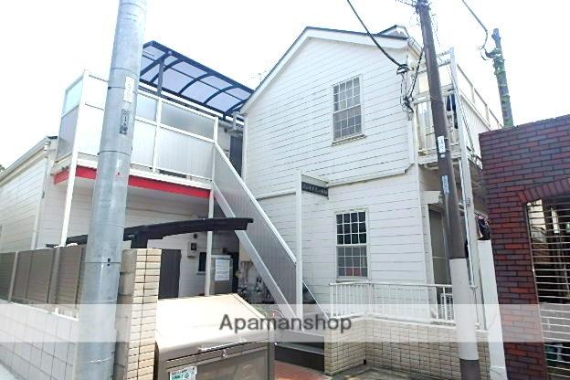 東京都世田谷区、千歳船橋駅徒歩28分の築26年 2階建の賃貸アパート
