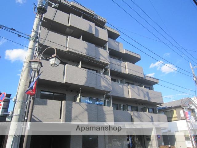 東京都狛江市、成城学園前駅徒歩15分の築8年 5階建の賃貸マンション