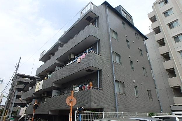 東京都世田谷区、八幡山駅徒歩26分の築15年 4階建の賃貸マンション