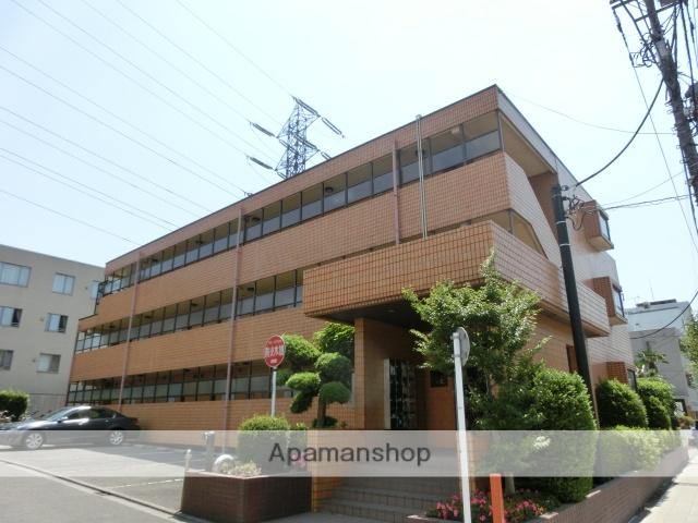 東京都世田谷区、祖師ヶ谷大蔵駅徒歩15分の築20年 3階建の賃貸マンション