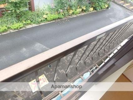 東京都狛江市東和泉4丁目[1K/18.1m2]のバルコニー
