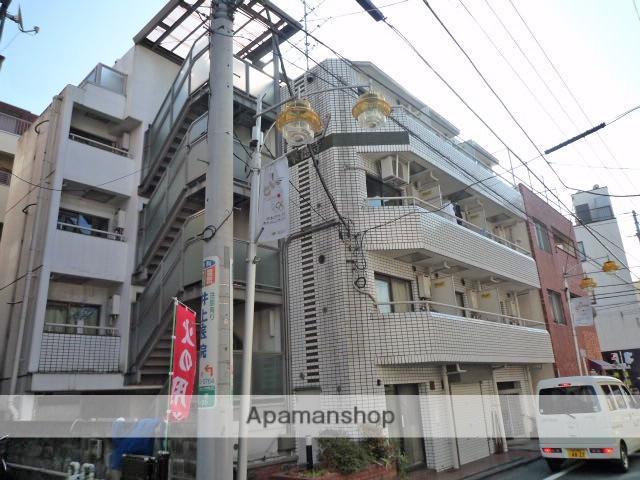 東京都世田谷区、梅ヶ丘駅徒歩7分の築33年 5階建の賃貸マンション