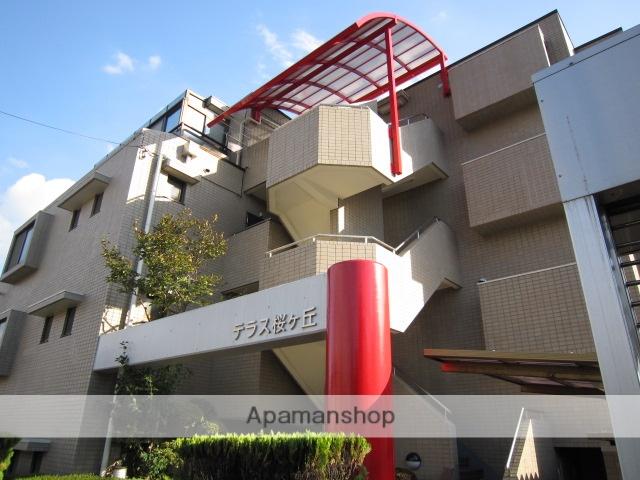 東京都世田谷区、経堂駅徒歩25分の築25年 4階建の賃貸マンション