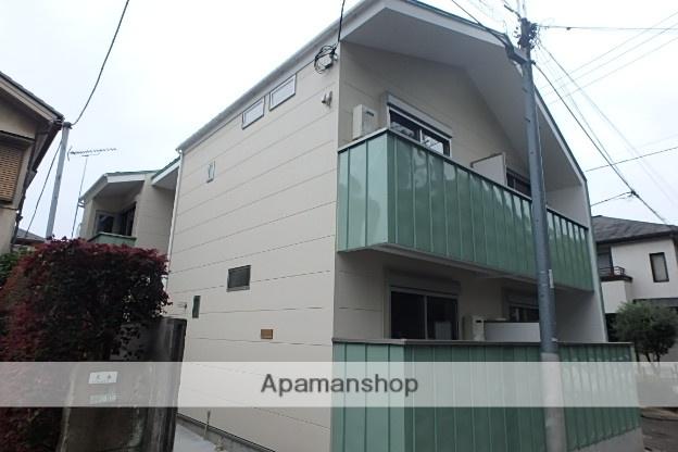 東京都世田谷区、経堂駅徒歩12分の新築 2階建の賃貸アパート
