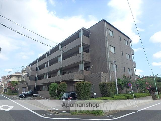 東京都世田谷区、八幡山駅徒歩20分の築20年 4階建の賃貸マンション