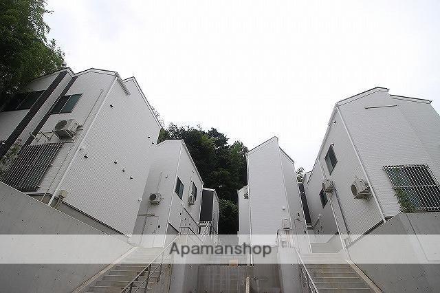 東京都世田谷区、成城学園前駅徒歩15分の新築 2階建の賃貸アパート