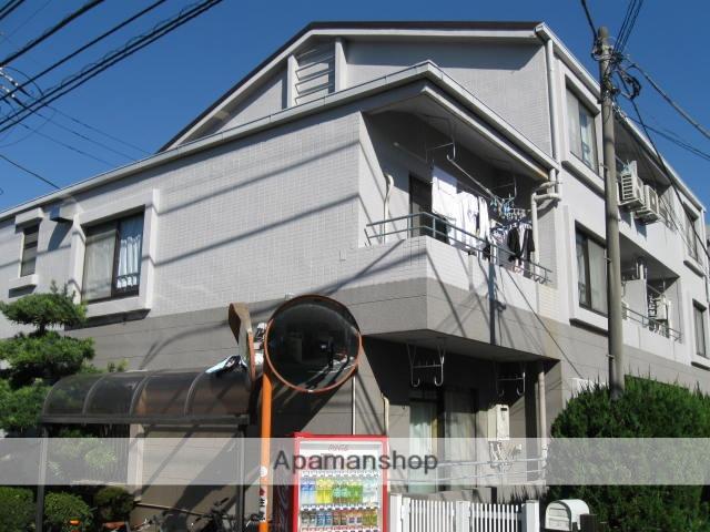 東京都世田谷区、祖師ヶ谷大蔵駅徒歩7分の築31年 3階建の賃貸マンション