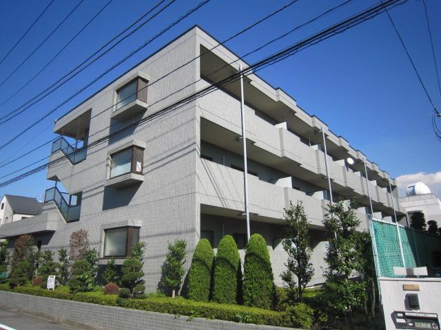 東京都世田谷区、祖師ヶ谷大蔵駅徒歩20分の築16年 3階建の賃貸マンション
