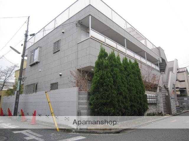 東京都世田谷区、千歳船橋駅徒歩20分の築41年 3階建の賃貸アパート