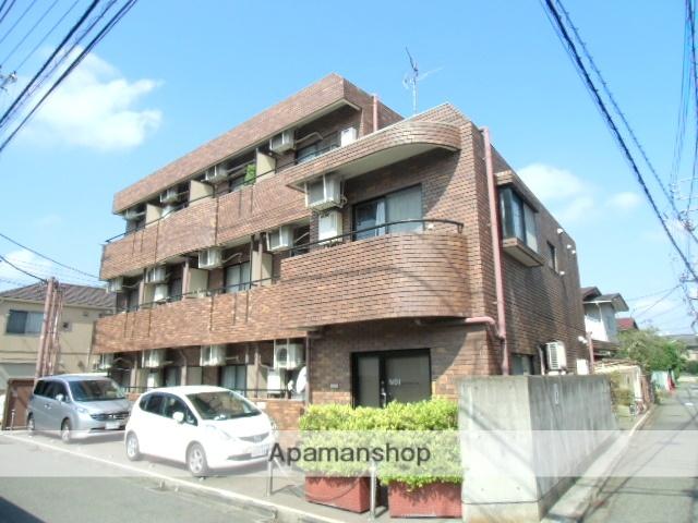 東京都世田谷区、千歳船橋駅徒歩18分の築28年 3階建の賃貸マンション