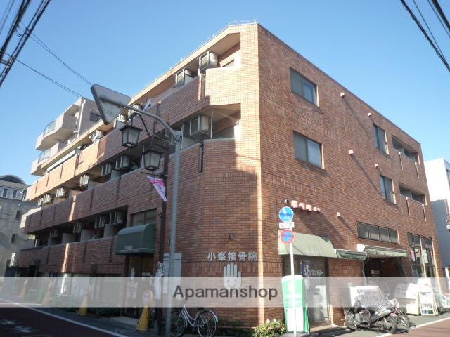 東京都世田谷区、梅ヶ丘駅徒歩2分の築14年 4階建の賃貸マンション