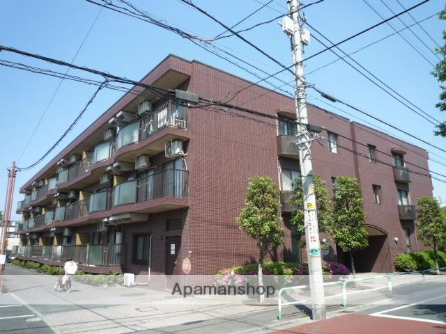 東京都世田谷区、経堂駅徒歩12分の築25年 3階建の賃貸マンション