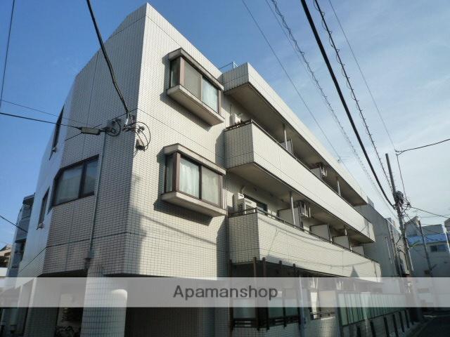 東京都世田谷区、豪徳寺駅徒歩2分の築26年 3階建の賃貸マンション