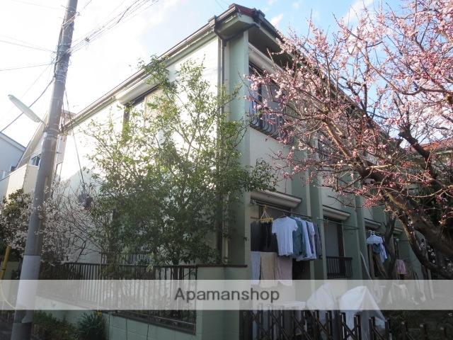 東京都世田谷区、経堂駅徒歩9分の築32年 2階建の賃貸アパート