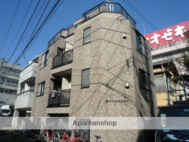 東京都世田谷区、世田谷駅徒歩6分の築16年 4階建の賃貸マンション