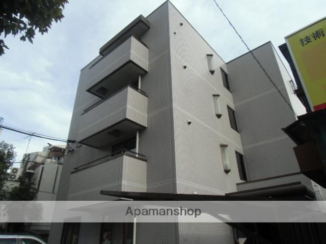 東京都世田谷区、千歳船橋駅徒歩24分の築26年 4階建の賃貸マンション