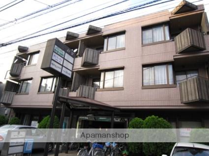 東京都世田谷区、経堂駅徒歩5分の築26年 3階建の賃貸マンション