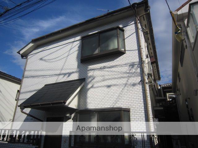 東京都世田谷区、豪徳寺駅徒歩16分の築28年 2階建の賃貸アパート