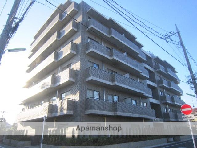 東京都世田谷区、八幡山駅徒歩25分の築22年 6階建の賃貸マンション