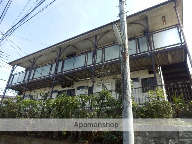 東京都世田谷区、千歳船橋駅徒歩26分の築27年 2階建の賃貸アパート