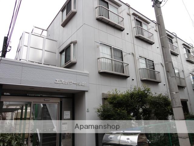 東京都世田谷区、千歳船橋駅徒歩20分の築9年 3階建の賃貸マンション