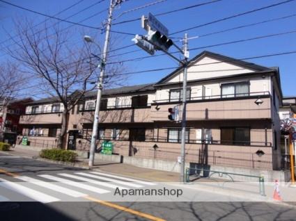 東京都狛江市中和泉3丁目[1R/22.82m2]の外観1