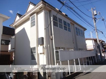 東京都狛江市、成城学園前駅徒歩19分の築26年 2階建の賃貸アパート