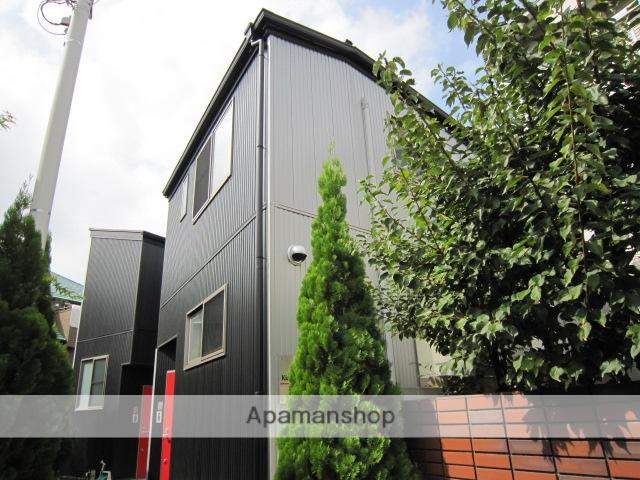 東京都世田谷区、経堂駅徒歩5分の築9年 2階建の賃貸アパート