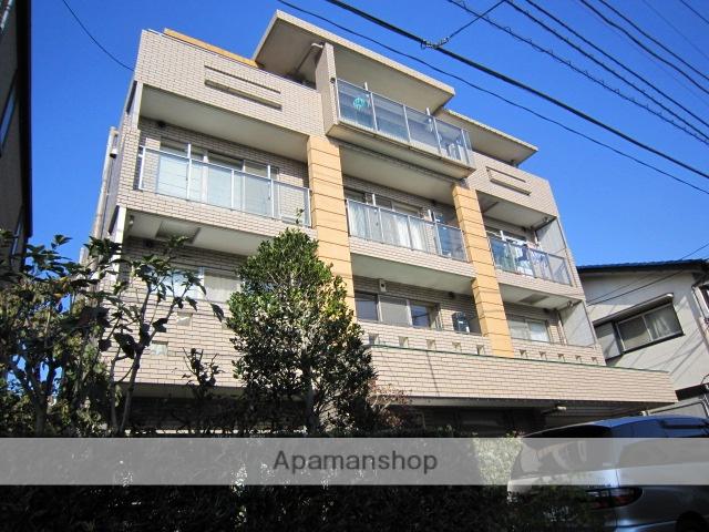 東京都世田谷区、千歳船橋駅徒歩22分の築15年 4階建の賃貸マンション