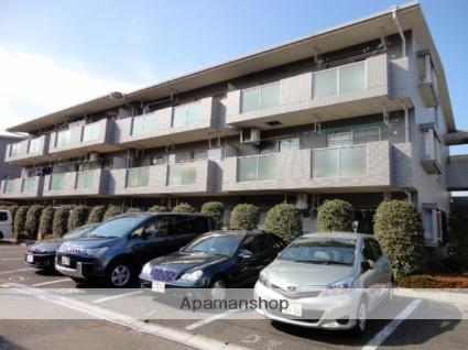東京都狛江市、喜多見駅徒歩5分の築20年 3階建の賃貸マンション