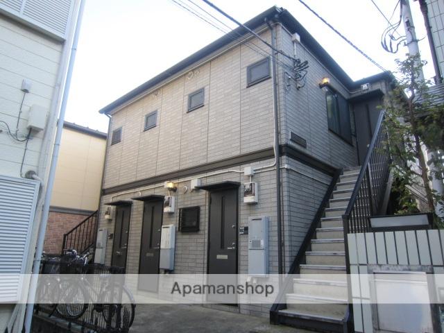 東京都世田谷区、千歳船橋駅徒歩18分の築19年 2階建の賃貸アパート