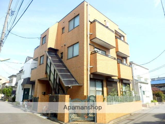 東京都世田谷区、千歳船橋駅徒歩21分の築14年 3階建の賃貸マンション