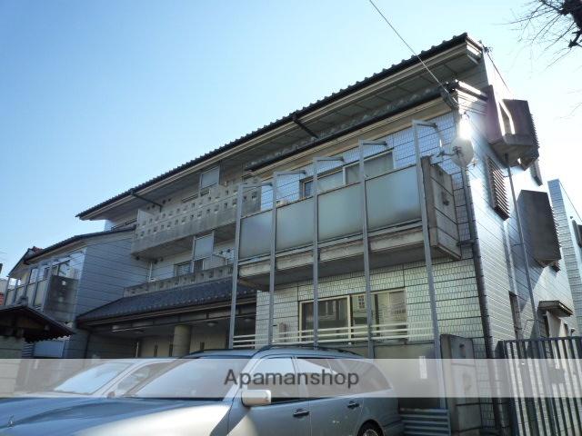 東京都世田谷区、梅ヶ丘駅後徒歩9分の築29年 3階建の賃貸マンション