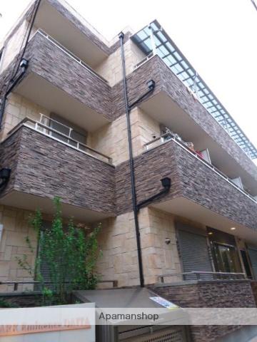 東京都世田谷区、梅ヶ丘駅徒歩9分の築4年 3階建の賃貸マンション