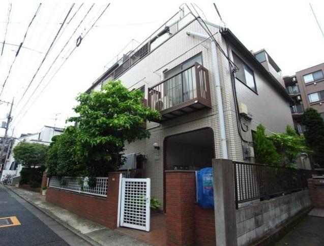 東京都杉並区、笹塚駅徒歩10分の築32年 3階建の賃貸マンション