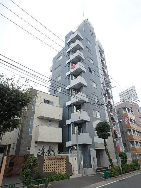 東京都世田谷区、駒沢大学駅徒歩8分の築24年 9階建の賃貸マンション