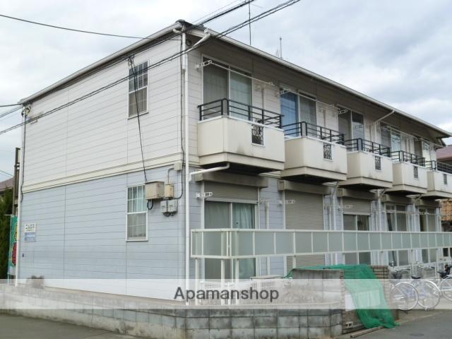 東京都小金井市、東小金井駅徒歩35分の築24年 2階建の賃貸アパート