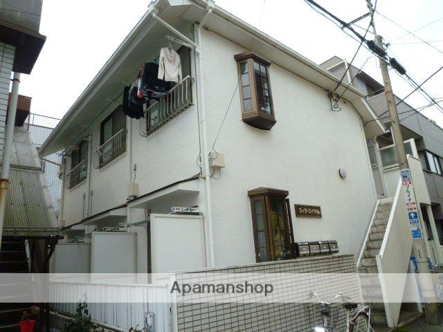東京都小金井市、武蔵境駅徒歩28分の築26年 2階建の賃貸アパート