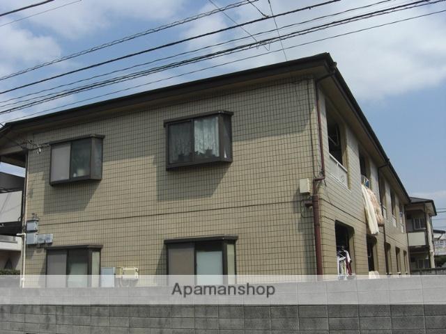 東京都小金井市、武蔵小金井駅徒歩10分の築26年 2階建の賃貸アパート