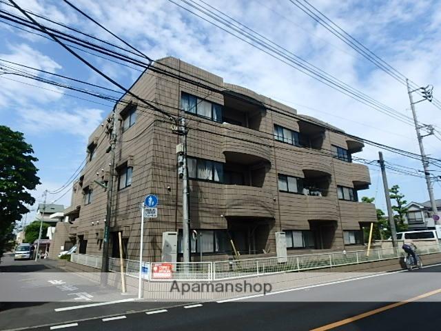 東京都国分寺市、国分寺駅徒歩11分の築26年 3階建の賃貸マンション