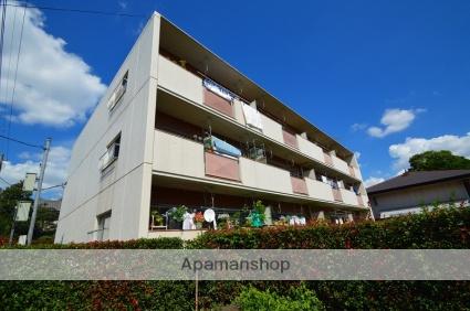 東京都小金井市、東小金井駅徒歩15分の築25年 3階建の賃貸マンション