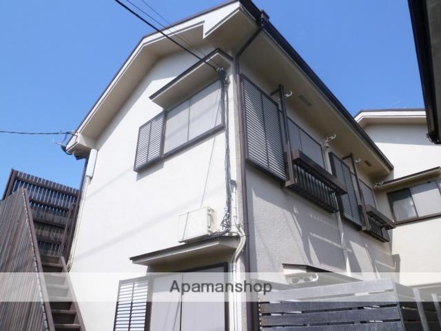 東京都小金井市、東小金井駅徒歩4分の築24年 2階建の賃貸アパート