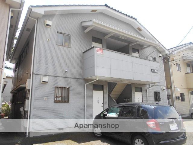 東京都国分寺市、国立駅徒歩9分の築28年 2階建の賃貸アパート
